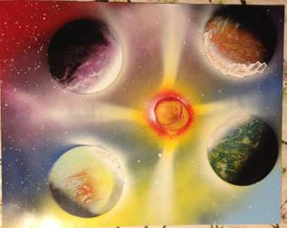 Space8 by JasonChapman