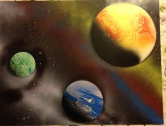 Space12 by JasonChapman