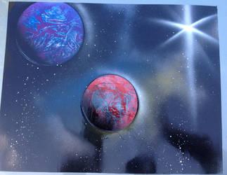 Space16 by JasonChapman