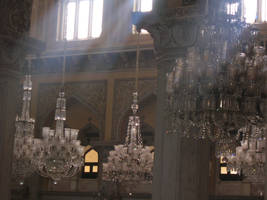 chandeliers at chowmahalla by jilpa