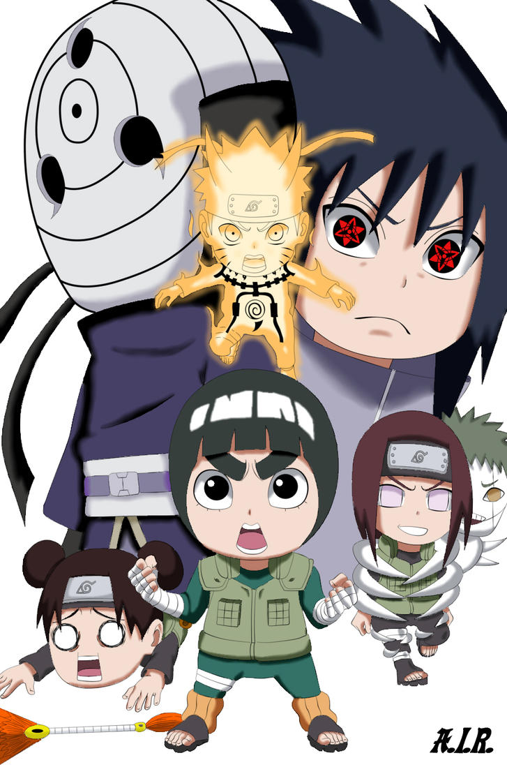 Anime Characters Chibi Naruto | www.imgkid.com - The Image ...