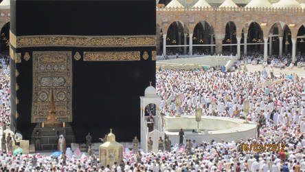 Kaabah by Nadia2003