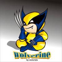 wolverine by kaplogs
