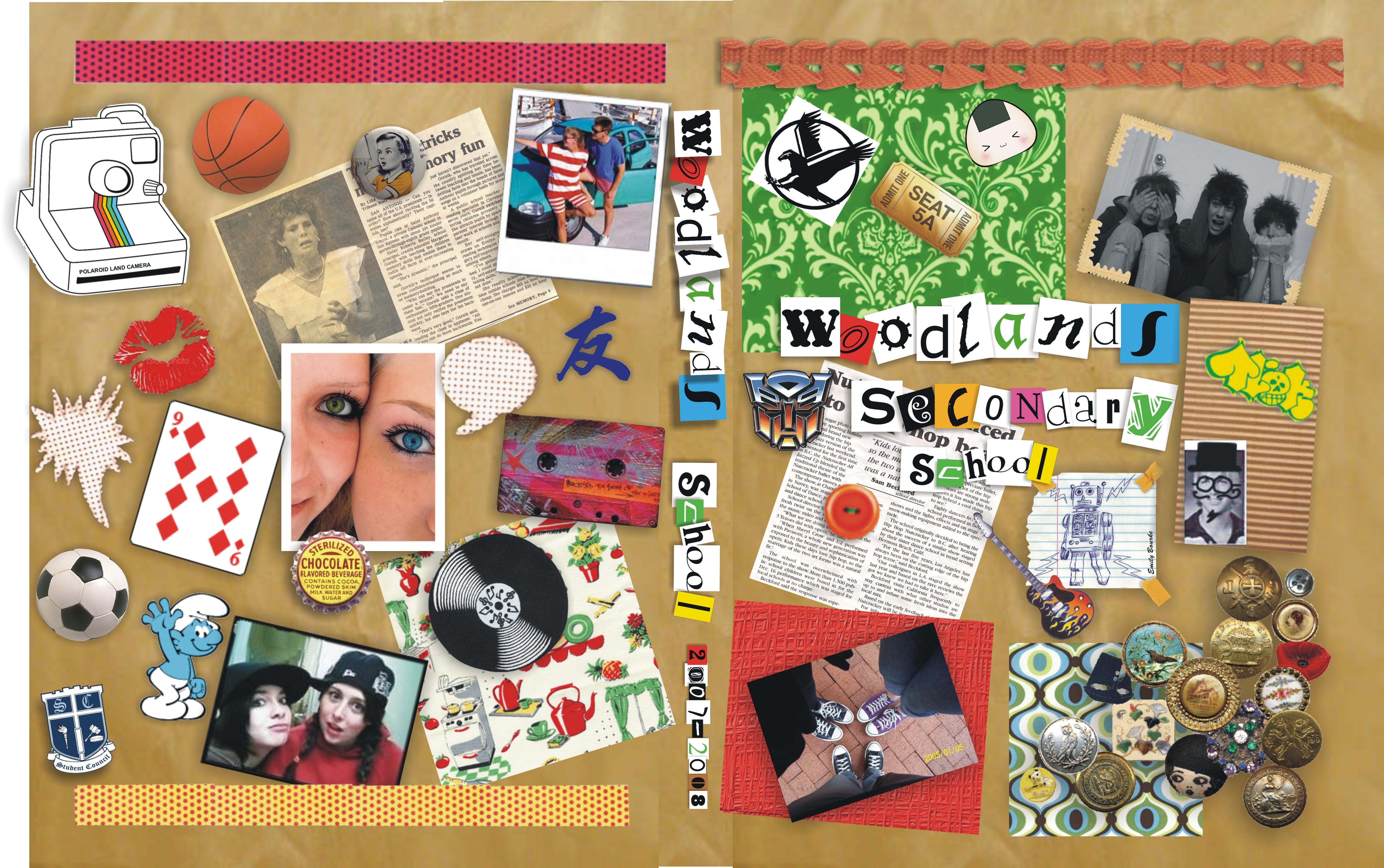 Scrapbook ideas school -  Fc06 Deviantart Net