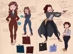 Costume Design: Doctor + Jack
