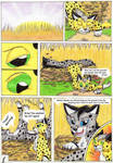 S.K. page 1 by Cheetany