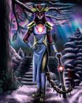Dress Like a Daedra: Meridia's light