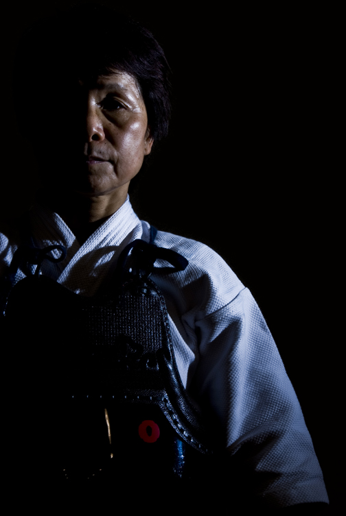 Kendo Portrait no.2 by Benihana