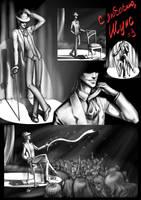 Gentleman's striptease by RiaShoo