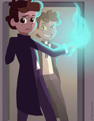 Dipper to Bipper by eas123