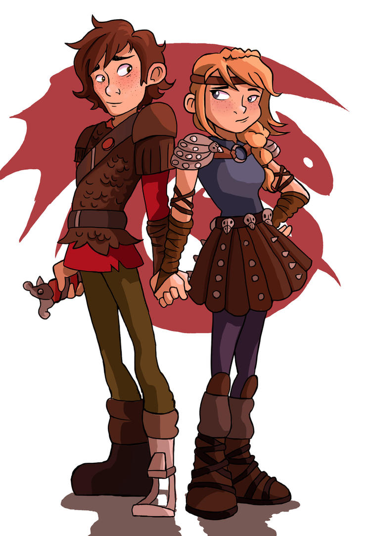 Happy Second Anniversary HTTYD2!! by eas123