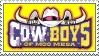 Stamp: Cowboys of Moo Mesa by Gatekat