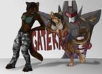 My Gang by dawnfrost