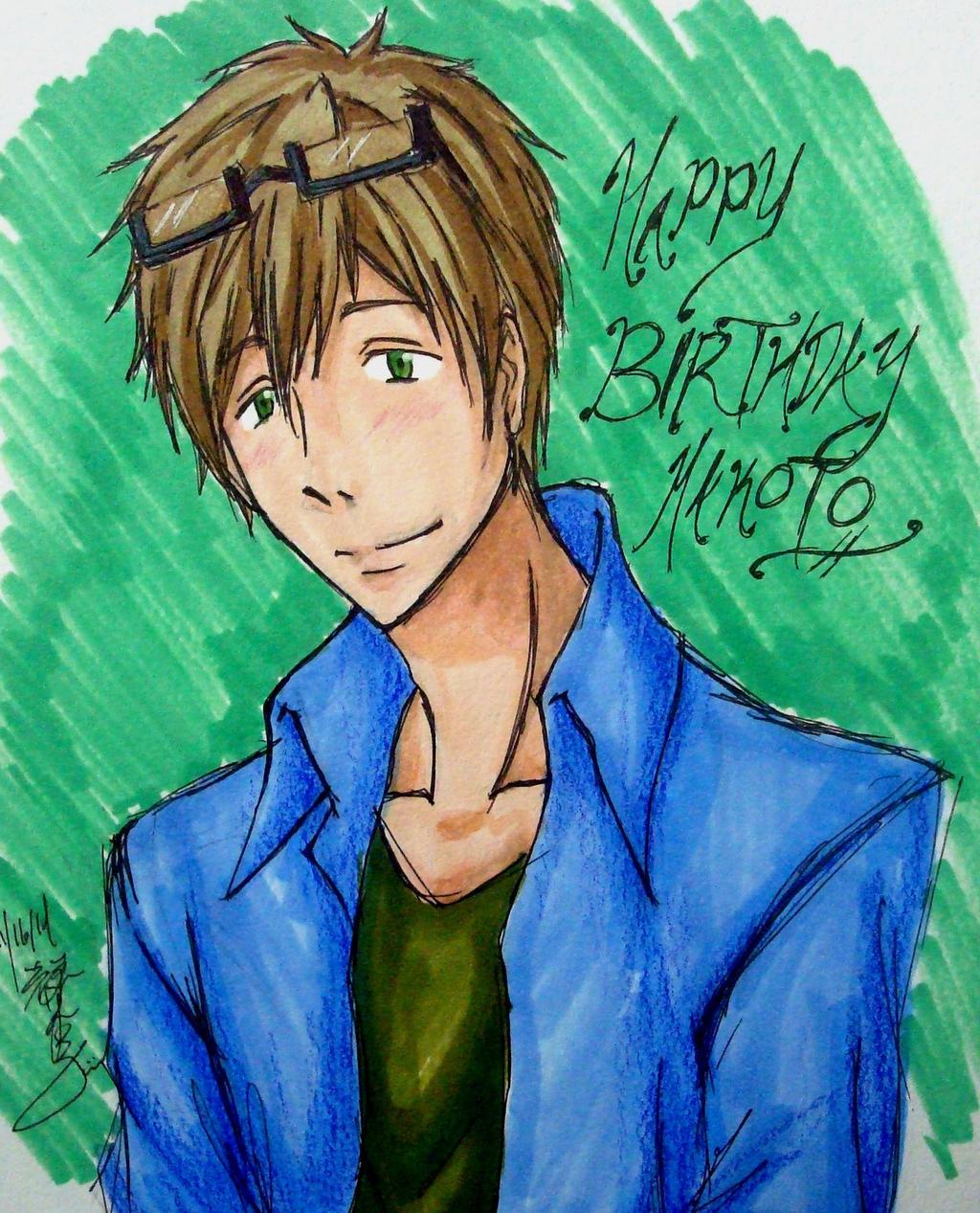 happy birthay makoto - photo #41