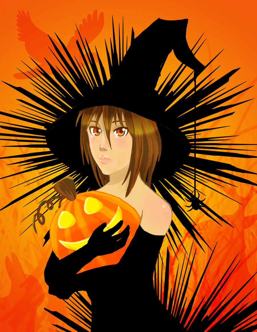 Happy Halloween by masako123