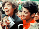 Zayn Malik y Harry Styles.