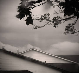 A storm is coming by JilliD