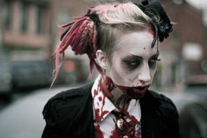 Zombie Walk 2010 by JilliD