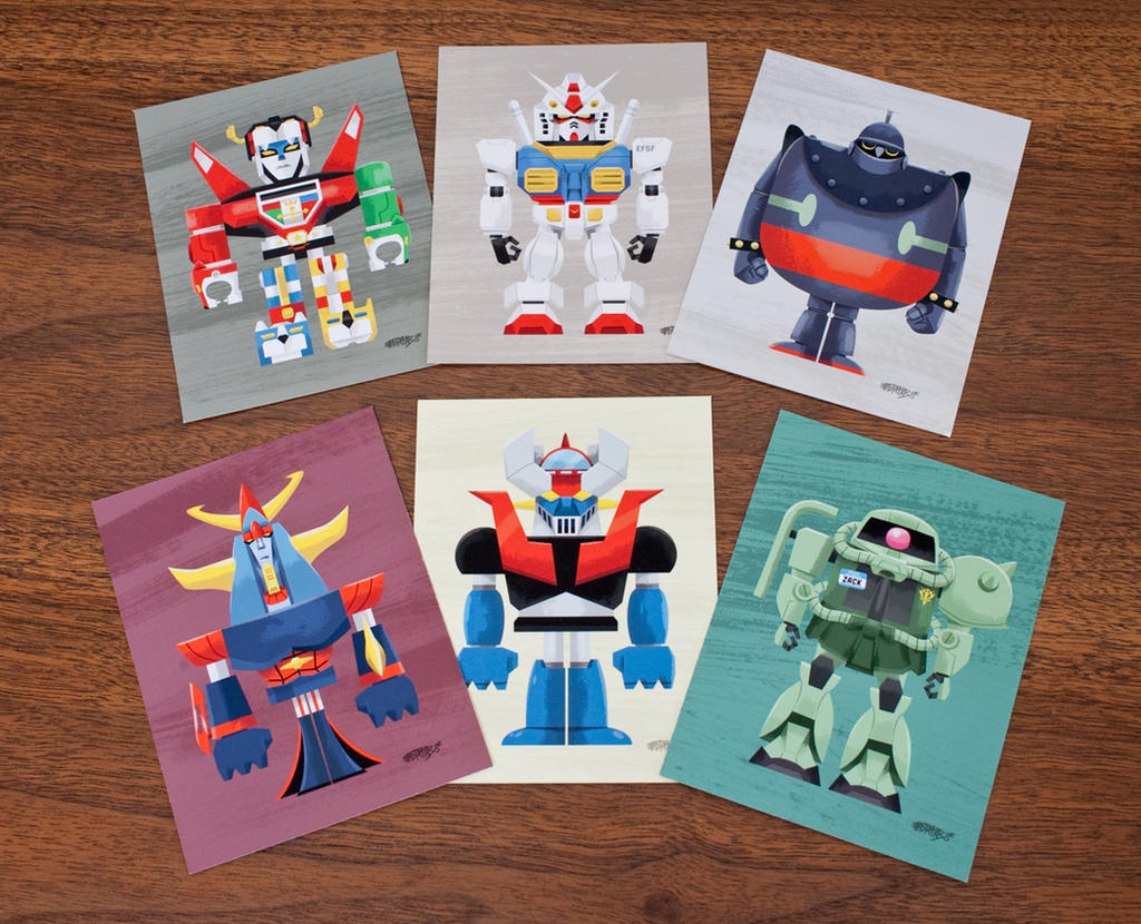 Select Your Hero - New Prints by TheBeastIsBack