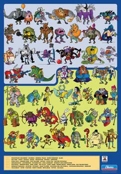 TMNT Compendium Poster