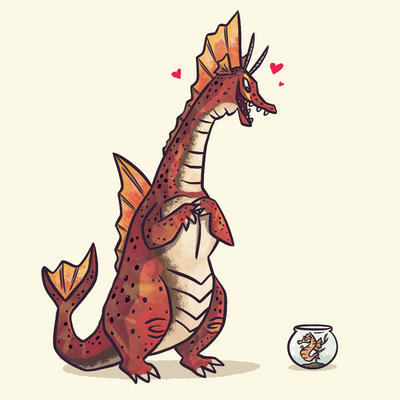 Titanosaurus by TheBeastIsBack