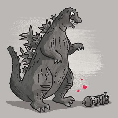 Godzilla 1954 by TheBeastIsBack