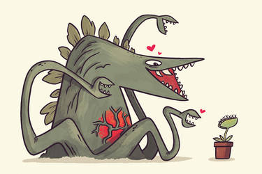 Biollante by TheBeastIsBack