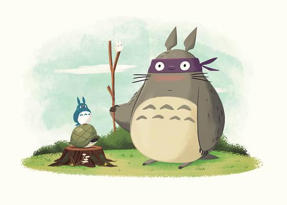 Totoro Power