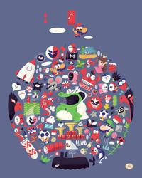 Super Mario Bros. 2 by TheBeastIsBack