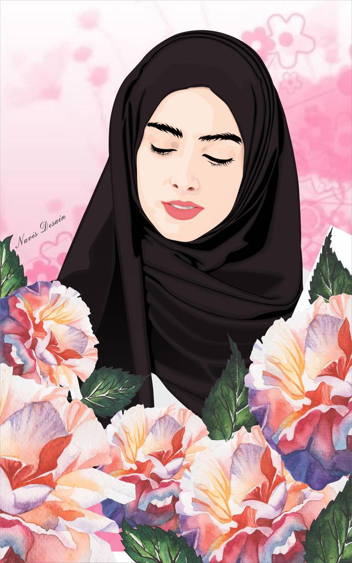 Hijab Beautiful by navis95