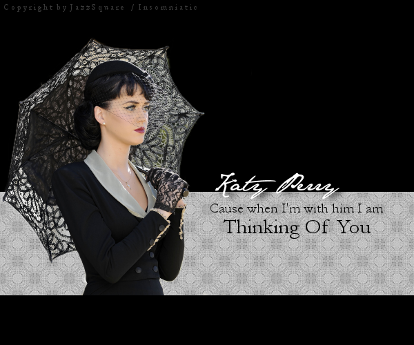 Katy Perry Thinking Of You Thinking Of You ...