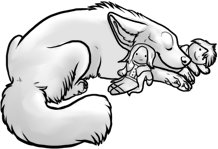 ANOTHER Free Greyscale by icejaw