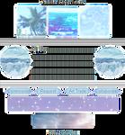 + F2U + Simple Sea Custombox