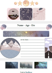 +|F2U|+ Snowy Night Custombox