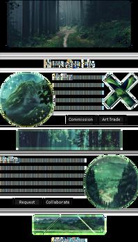 +|F2U|+ Jade Forest Custombox