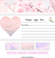 +|F2U|+ Simple Pastel Pink Custombox by RariDecor