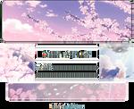 +|F2U|+ Simple Sakura Box