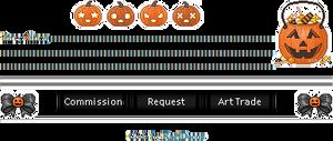 +|F2U|+ Simple Halloween Custombox by RariDecor