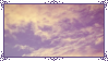  F2U  Cotton Candy Sky Stamp