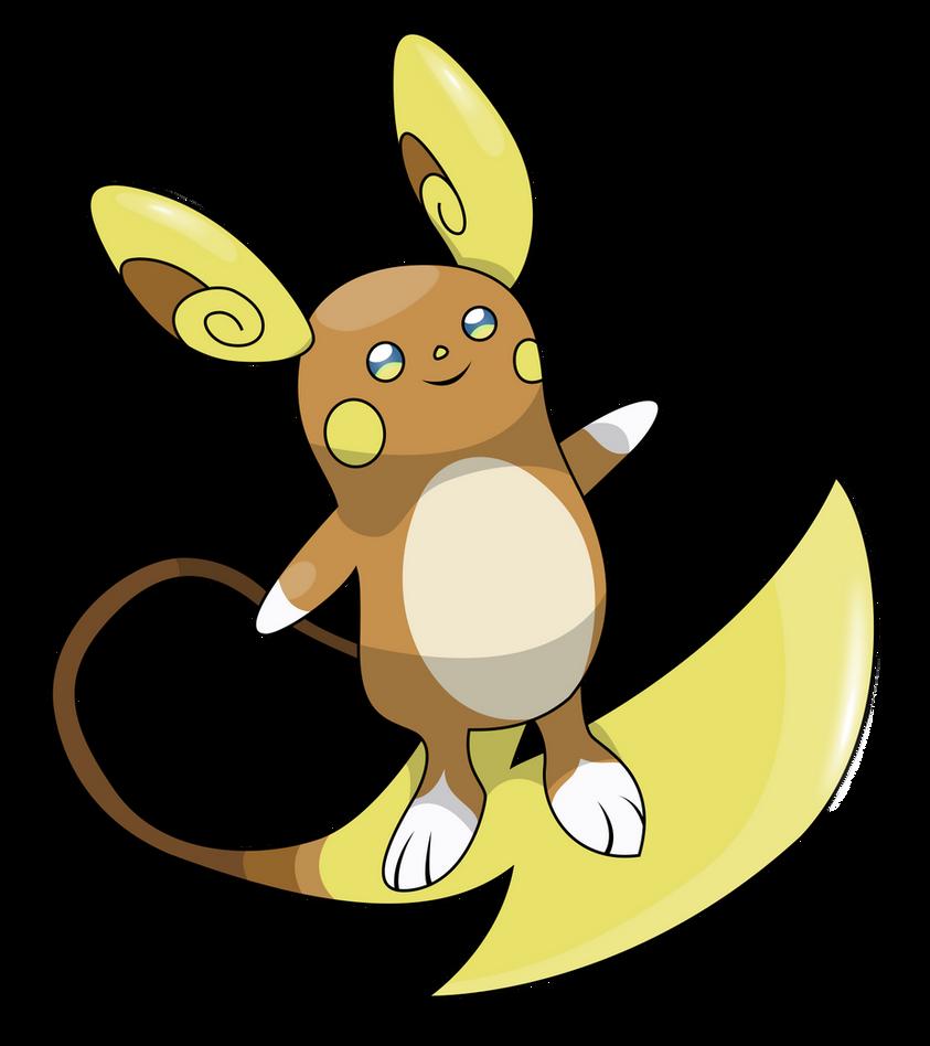 Pokemon Alola Raichu Images | Pokemon Images