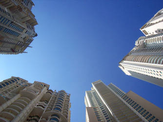 Panama Buildings by thredith