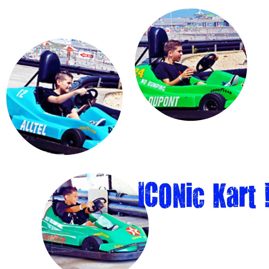ICONic Kart by lilubrownie