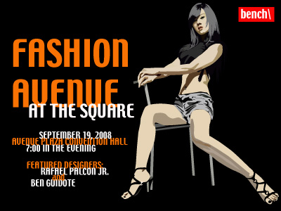 fashion avenue by ako-si-rapi