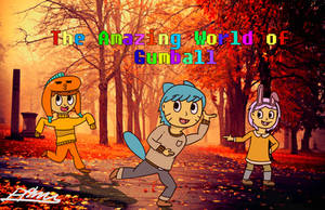 5-8-2017 The Amazing World of Gumball Humanized by TomahawkTanuki
