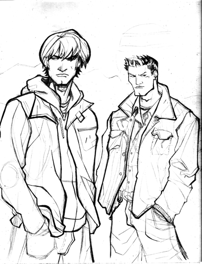 Supernatural dean and sam coloring pages pictures to pin for Supernatural coloring pages