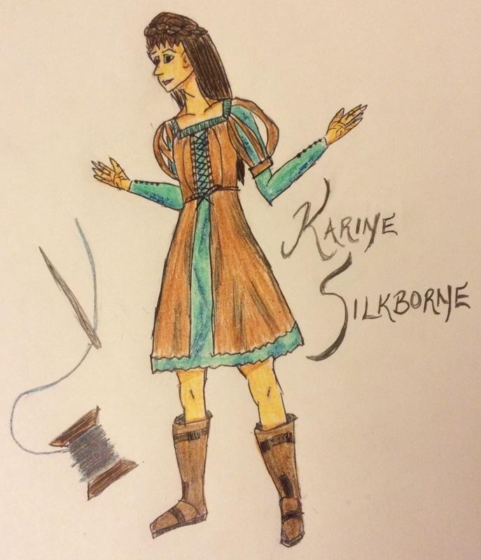 Karine by moonfreak
