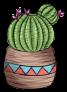 Cactus [F2U] by moonfreak