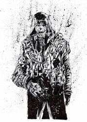Arkham Knight Scarecrow by brendanpurchase