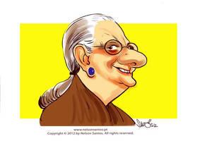 Eunice Munoz by nelsonsantos