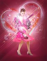 St. Valentine by bluzero8